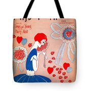 In My Bouquet Of Memories Tote Bag