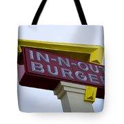 In-n-out IIi Tote Bag