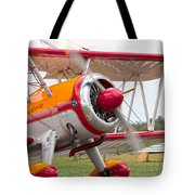 In Plane View Tote Bag