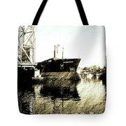 In Portsmouth Harbor Tote Bag
