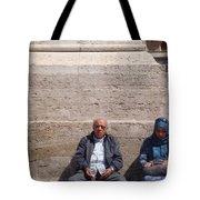 In Prayer Tote Bag