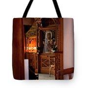 In Private Prayer Tote Bag