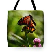 In The Breeze Tote Bag