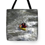 In The Channel Tote Bag