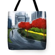 In The City 2 Tote Bag