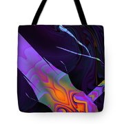 In The Colors Shadow Tote Bag