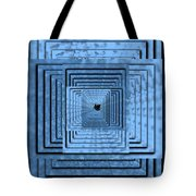 In The Eye Of The Storm 6 Tote Bag