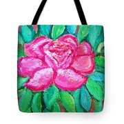 In The Garden Of Happiness Tote Bag