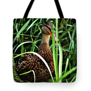 In The Grass Tote Bag