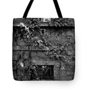 In The Green Tote Bag