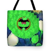In The Pond Pop Art Tote Bag