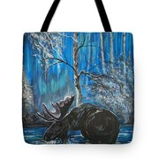 In The Still Of The Night Series 1 Tote Bag