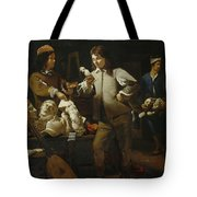 In The Studio Tote Bag by Michael Sweerts