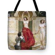 In The Venusburg Tote Bag