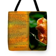In This Life Tote Bag