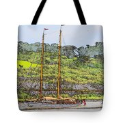In Tropical Waters Tote Bag