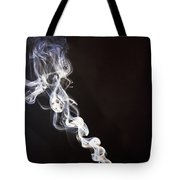 Incense Smoke Rising, New Zealand Tote Bag