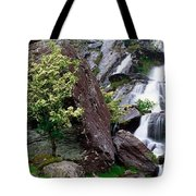 Inchquinn Waterfall, Beara Peninsula Tote Bag