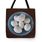Incipient Egg Salad Tote Bag