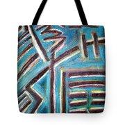 Increase - I Ching Tote Bag