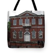 Independence Hall Philadelphia I Tote Bag