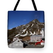Independence Mine Tote Bag