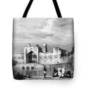 India: Bijapur, C1860 Tote Bag
