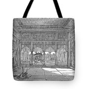India: Hindu Temple Tote Bag