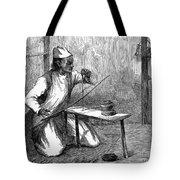 India: Pearl Borer, 1876 Tote Bag