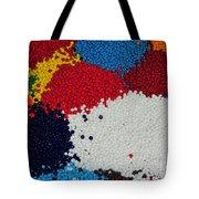 Indian Beads Tote Bag