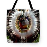 Indian Bustle Tote Bag