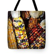 Indian Corn 2 Tote Bag