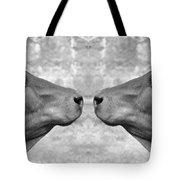 Indian Cows Tote Bag