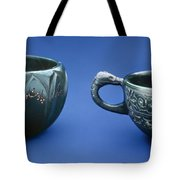 Indian Cups Tote Bag