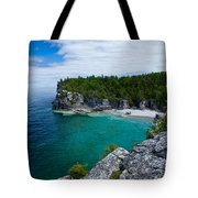 Indian Head Cove Tote Bag
