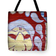 Indian House Tote Bag