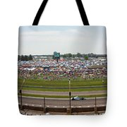 Indianapolis Race Track Tote Bag