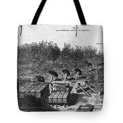 Indigo Culture Tote Bag by Photo Researchers