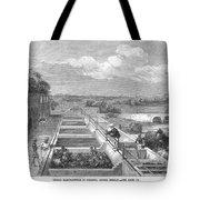Indigo Manufacture, 1869 Tote Bag