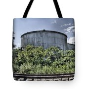 Industrial Tank Tote Bag