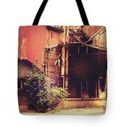 Industry In Disarray Tote Bag