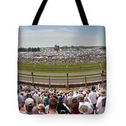 Indy 500  Race Day Tote Bag