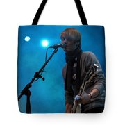 Inem Blue Tote Bag