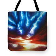 Infinity II Tote Bag