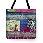 Infuse Me With Laughter Tote Bag