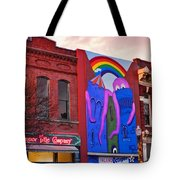 Inland Octopus Tote Bag by Dan McManus