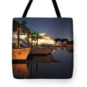 Inlet Stillness Tote Bag