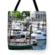 Inner Harbour Tote Bag