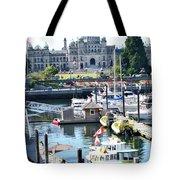 Inner Harbour4 Tote Bag