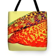 Insect Wing Study Tote Bag
